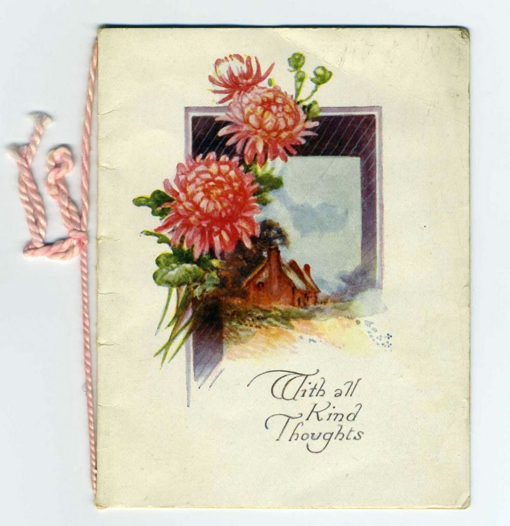 Christmas Card to Unknown